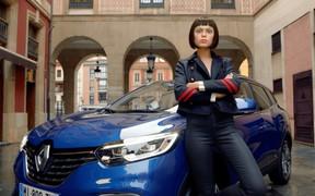 «Зустрічайте нове обличчя Нового Renault Kadjar»