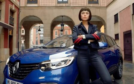 Зустрічайте нове обличчя нового Renault Kadjar
