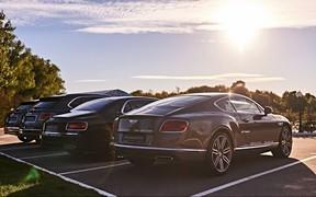 Зустрічайте в Україні: найбільший дилерський центр Bentley в Європі