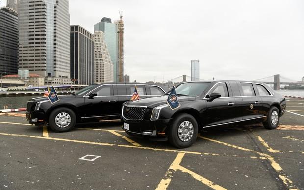 Зверь Дональда: Президент США получил новый президентский Cadillac