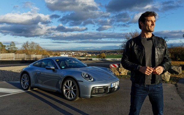 Звоните 911! Porsche показала новый 911
