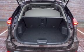 Салон Nissan X-Trail