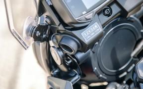 Suzuki V-Strom details