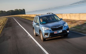 Subaru Forester Ext