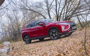 Mitsubishi Eclipse Cross ext