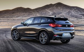 X-over BMW X2