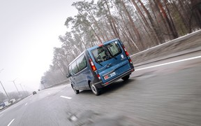 Renault Trafic ext