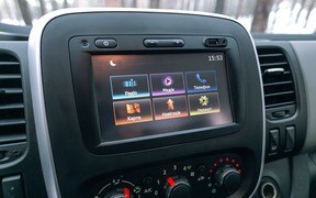 Renault Trafic int