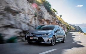 Toyota Corolla - ext