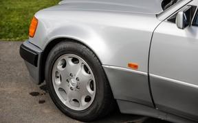 Mercedes 500E