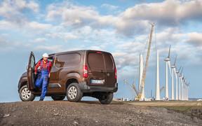 Opel Combo Dangel