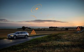 Volvo Cars безпека