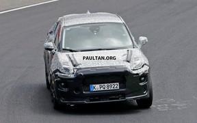Ford Puma ST spy