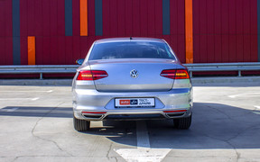 VW Passat exterior