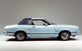 Ford Mustang Mk2