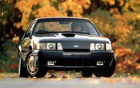 Ford Mustang Mk3