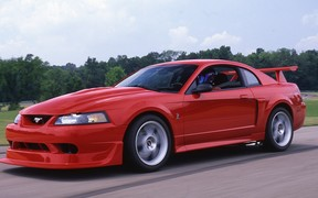Ford Mustang Mk4