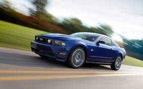 Ford Mustang Mk5