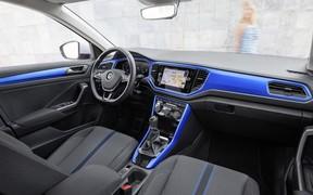 Volkswagen T-Roc Int