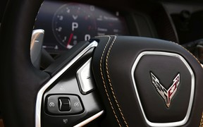 Corvette int 2
