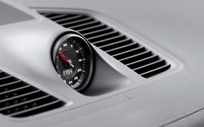 Porsche Cayenne Turbo Coupe interior
