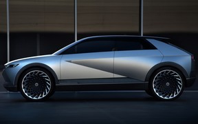 Hyundai «45»
