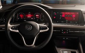 Volkswagen Golf 8 int