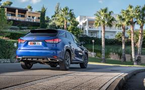 Lexus RX xt