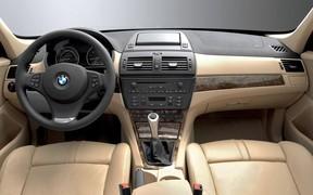 BMW X3 Int