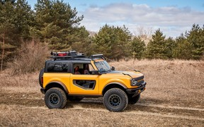 Ford Bronco Ext