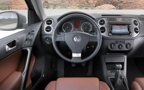 Volkswagen Tiguan 1 int