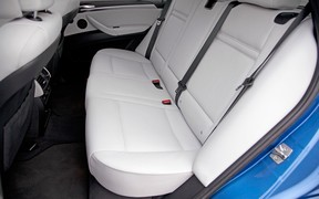 BMW X5 e70 int