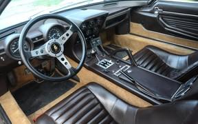 Lamborghini Miura P400 SV Speciale