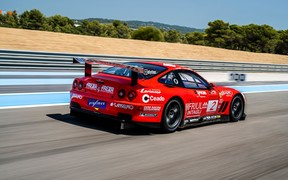 Ferrari 550 GT1 Prodrive 2001