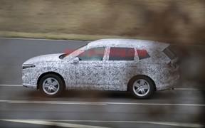 Honda CR-V тест