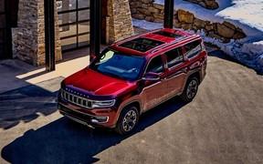 Jeep Wagoneer Ext