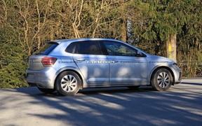 Volkswagen Polo Spy
