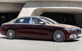 Mercedes-Maybach S-Class V12