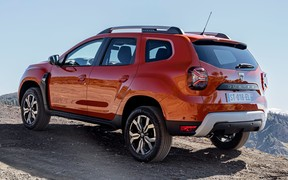 Duster 2022 ext