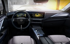 Opel Astra Int