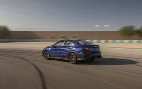 Subaru WRX ext
