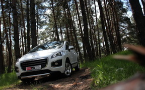 3008 offroad