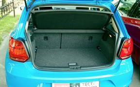 Peugeot 208 & VW Polo - багажники