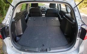 SUzuki SX4+Mitsubishi ASX - багажники