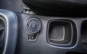 Suzuki SX4 - салон