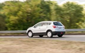 Suzuki New SX4 - динамика