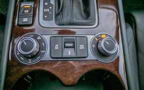 VW Touareg - оснащение