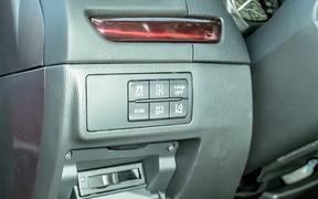 Mazda 6 - салон
