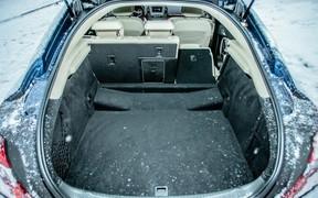 Opel Insignia - багажник