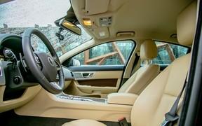 Jaguar XF in